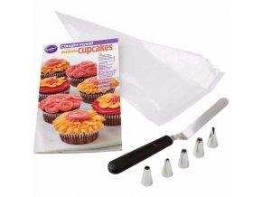 Cupcakes cukrářská sada Wilton 2104-7552