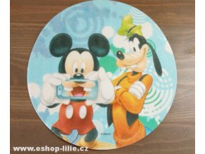 Mickey Mouse jedlý papír Modecor 72138b