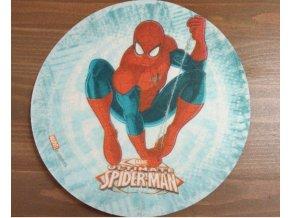 Spiderman jedlý papír na dort 41047D
