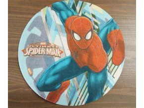 Spiderman jedlý papír na dort 41047c