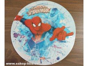 Spiderman jedlý papír na dort 41047a