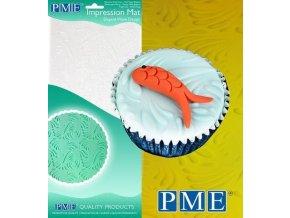 Vlnky otiskovací podložka PME IM198
