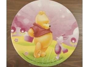 Medvídek Pú 72142b  jedlý papír na dort