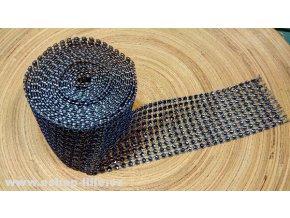 Modrý plastový diamantový pás