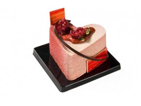Srdce SF040 silikonová forma na pečení