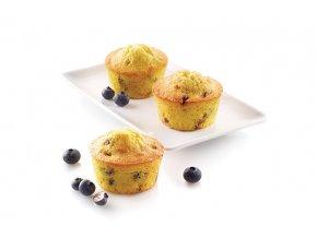 Muffiny SF023 silikonová forma na pečení