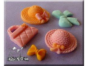Léto silikonová formička na cukrářské hmoty AM0183