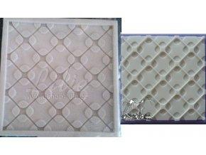 Moderní panel AM0191 silikonová formička