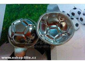 Fotbalový míč - formičky na tlačené těsto
