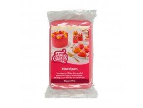 RŮŽOVÝ MARCIPÁN - Classic Pink FunCakes 250g