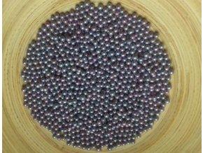 Fialové metalické cukrové perličky CRIO3