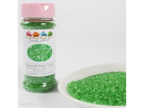 Zelený cukrářský posyp Fun Cakes 80g