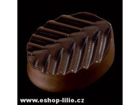 Plume-struktur folie na čokoládu ST23