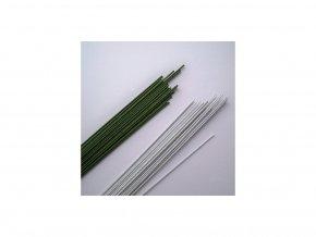 Zelené floristické drátky č.20 25ks Hamilworth