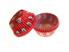SANTA malé cukrářské košíčky PME BC738