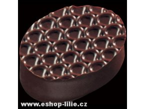 Mailles ST22 struktur folie na čokoládu