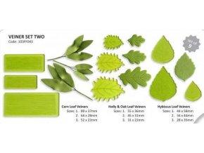 Sada listů se žilkováním 2 JEM(103FF043)