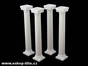 Řecké sloupy 17,8cm 303-3705