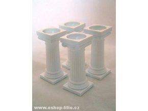 Řecké sloupy 7,6cm  303-3606