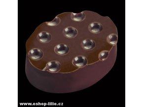 Points - struktur folie na čokoládu a marcipán