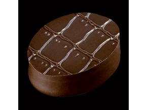 Krokodýl strukturální folie na marcipán a čokoládu