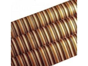 Transfer folie na čokoládu proužky FG3348