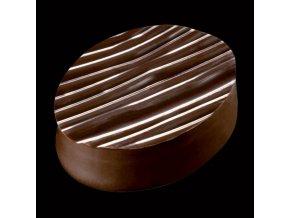 Dřevo ST16 strukturální folie na čokoládu