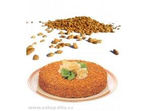 Karamelová rýže Risella na dorty a moučníky