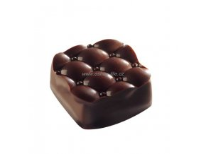 Matelassé ST14 struktur folie na čokoládu