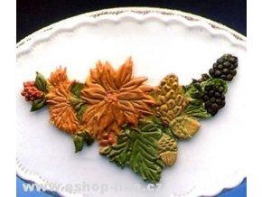 Podzim/Autumn patchwork na dort