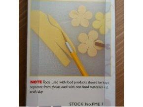 Modelovací-tvarovací nůž PME 7
