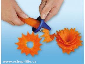 Ořezávátko na mrkev a kořenovou zeleninu