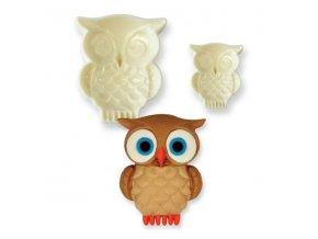 jem pop it owl tvarovac sova
