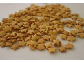 Cukrové hvězdičky zlaté FL25879-1