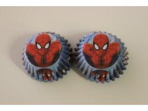 Spiderman malé cukrářské košíčky 77435