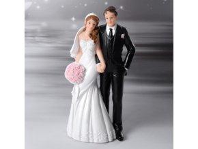 Svatební figurky na dort 28492