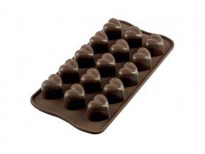 Monamour SCG01 silikonová forma na čokoládu
