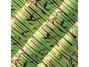 Bambus 007823 transfer folie na čokoládu