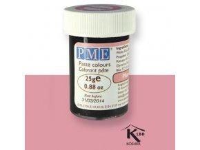 Plum Pink růžová gelová barva PME PC1061