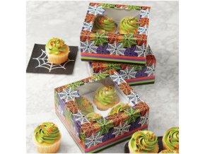 Pavučiny krabice na cupcakes Wilton 416-0-0013