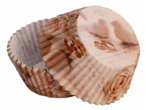 Holubičky cukrářské košíčky na pečení Muf-209