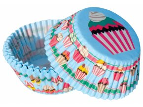 Cupcake cukrářské košíčky na pečení 50ks Muf-172