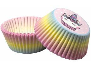 Jednorožec cukrářské košíčky 50ks Muf-220