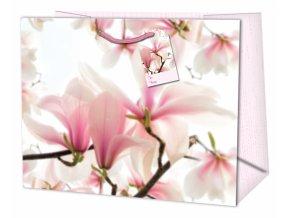 Magnolie dárková taška 33x26,7x13,7cm 22000