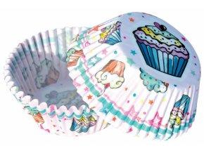 Cupcake cukrářské košíčky 50ks MUF-171