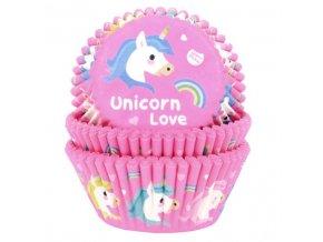unicorn košíčky