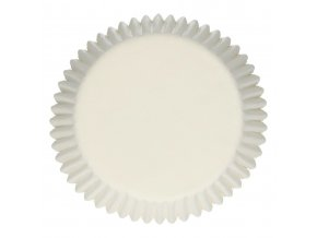 Bílé cukrářské košíčky 48ks FC4001
