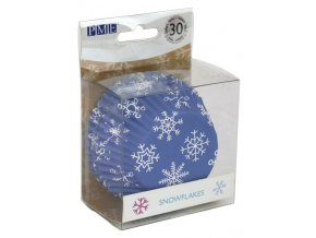 PME Foil Lined Snowflakes Baking Cases[2]