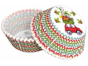 Auto vánoční košíčky Muf-198