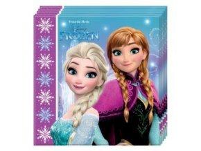 Frozen papírové ubrousky 86757 20ks